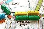 Züge von Zug um Zug - Foto von Reich der Spiele