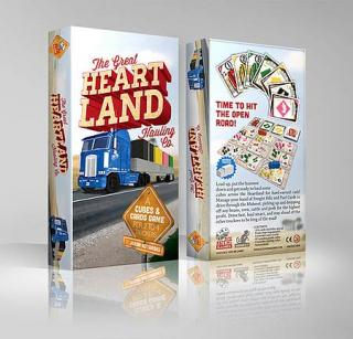 The Great Heartland Hauling Co. von Dice Hate Me Games