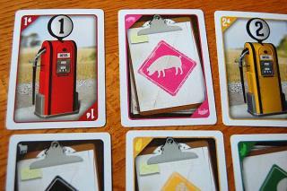 The Great Heartland Hauling Co. - Spielkarten von Hendrik Breuer
