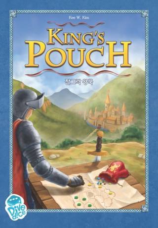 Schachtel von King's Pouch - Foto Dive Dice