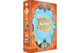 Yokohama - Spieleschachtel - Foto von dlp Games
