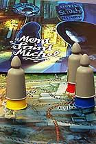 Mont Saint Michel - Das Geheimnis des verschwundenen Buches von Anita Borchers