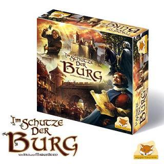 Im Schutze der Burg von Eggert Spiele