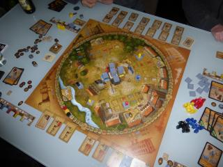 Spielsituation bei Porta Nigra - Foto von Jörn Frenzel