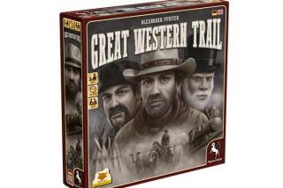 Great Western Trail - Foto von eggertspiele/Pegasus Spiele