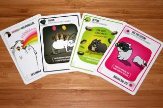 Exploding Kittens - weitere Karten - Foto von Reich der Spiele