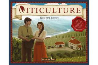 Viticulture - Foto von Feuerland Spiele