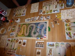 Domus Domini - Spielsituation - Foto von Jörn Frenzel