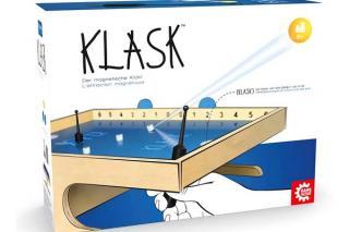 Geschicklichkeitsspiel Klask - Foto Game Factory