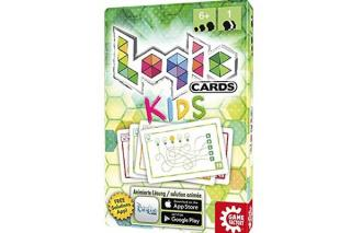 Logic Cards Kids - Foto von Game Factory