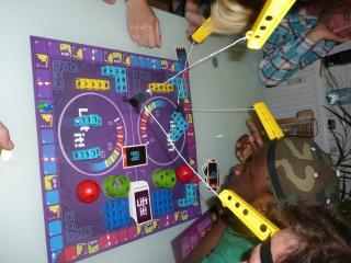 Lift it - Spielszene - Foto von Jörn Frenzel