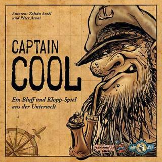 Captain Cool von Heidelberger Spieleverlag