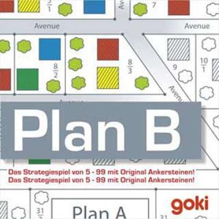 Plan B - Schachtelgrafik - Foto von Goki
