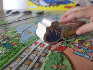 Detail - Tschu-Tschu, kleine Eisenbahn - Foto von Alex Sch.