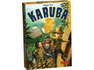Schachtel Familienspiel Karuba - Foto von Haba