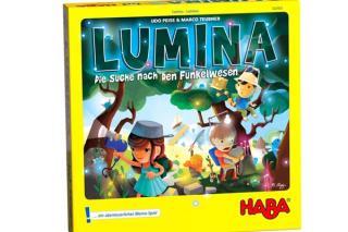Spielschachtel Kinderspiel Lumina - Foto von Haba