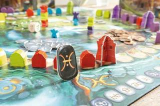 Meduris - Spielszene - Foto von Haba