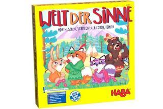 Welt der Sinne - Kinderspiel von Haba