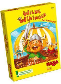 Wilde Wikinger - Das Kartenspiel von Haba