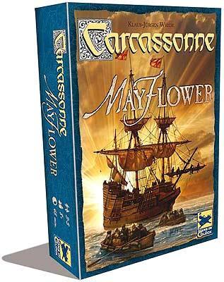Carcassonne - Mayflower von Hans im Glück
