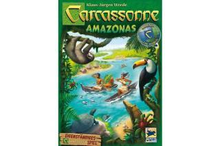Carcassonne Amazonas - Foto von Hans im Glück