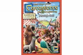 Carcassonne - Manege frei! - Schachtel - Foto von Hans im Glück