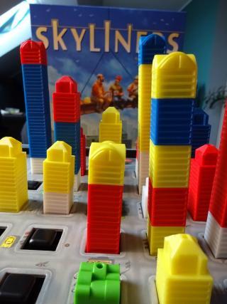Skyliners  - Spielszene 2 - Foto von Mathias Rekasch