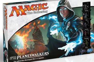 Magic The Gathering - Arena Of The Planeswalkers - Spieleschachtel - Foto von Hasbro