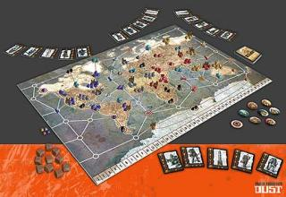 Dust von Heidelberger Spieleverlag