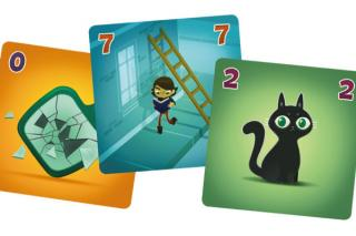 Freitag der 13. - Spielkarten - Foto von Heidleberger Spieleverlag