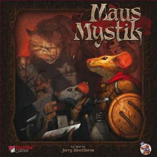 Maus und Mystik - Spieleschachtel - Foto von Heidelberger Spieleverlag