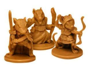 Figuren von Maus und Mystik - Foto von Heidelberger Spieleverlag
