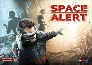 Space Alert von Heidelberger Spieleverlag
