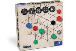 Lyngk für zwei Spieler - Foto von Huch