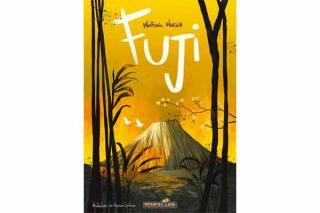 Brettspiel Fuji - Foto von Feuerland Spiele