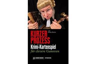 Krimispiel Kurzer Prozess - Foto von Gmeiner Verlag