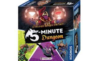 5-Minuten Dungeon - Foto von Kosmos