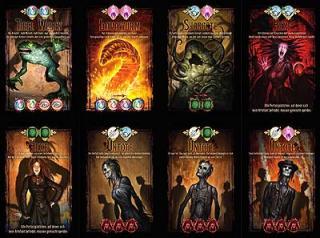 Spielkarten Der Hexer von Salem