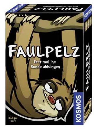 Familienspiel Faulpelz - Spielschachtel - Foto von Kosmos