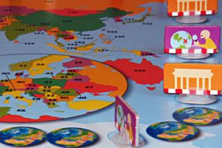 Globalissimo von Anita Borchers