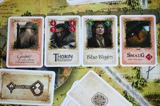 Der Hobbit - Smaugs Einöde: einige Karten von Reich der Spiele