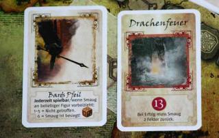 Der Hobbit - Smaugs Einöde: starke Karten von Reich der Spiele
