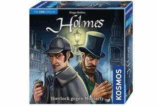 Spielschachtel Holmes - Foto von Kosmos