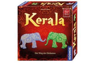Spieleschachtel Kerala - Foto von Kosmos