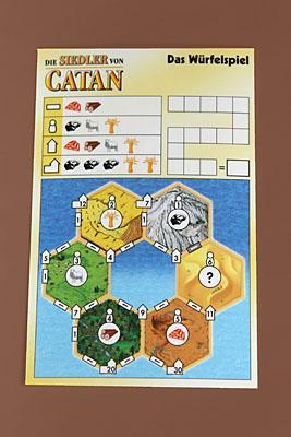Die Siedler von Catan - Würfelspiel XXL von Anita Borchers