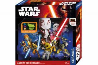 Star Wars: Angriff der Rebellen Spieleschachtel - Foto von Reich der Spiele