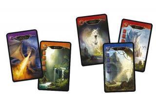 Von Drachen und Schafen - Spielkarten - Foto von Kosmos