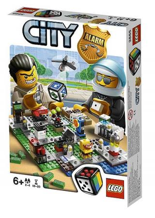 City Alarm von Lego