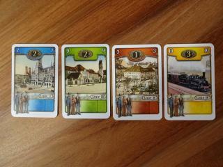 Beispiel von Haltenstellenkarten aus Trambahn - Foto aus dem Reich der Spiele