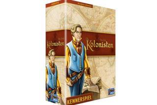 Die Kolonisten - Foto von Lookout Spiele
